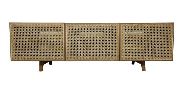Check out SCANDINAVIAN Racquet Media Console, Credenza Bench by Hans K Mid Century Style #HansK via @eBay SCANDINAVIAN Racquet Media Console