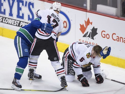 Thomas Vanek powers Canucks past Blackhawks 5-2 https://www.biphoo.com/bipnews/sports/nhl/thomas-vanek-powers-canucks-past-blackhawks-5-2.html sports news headlines, Thomas Vanek powers Canucks past Blackhawks 5-2, usa today sports weekly https://www.biphoo.com/bipnews/wp-content/uploads/2017/12/Thomas-Vanek-powers-Canucks-past-Blackhawks-5-2.jpg
