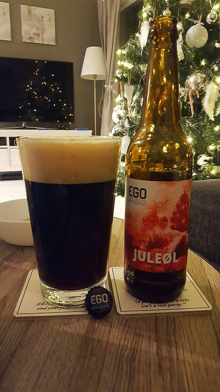 Juleøl 4.7% 2016 by Ego Brygghus