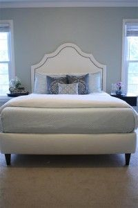 DIY bed: Diy Platform Bed, Bed Frame, Platform Beds, Upholstered Beds