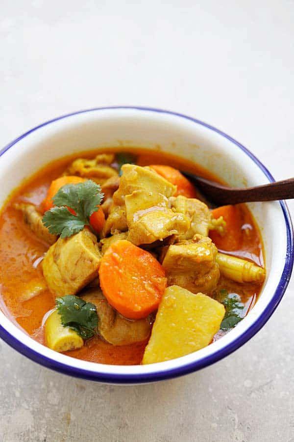 Vietnamese Chicken Curry Best Ca Ri Ga Recipe Ever With Tender