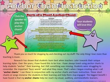 Parts of a Plant Song - Anchor Chart and Chant Audio - King Virtue's Classroom  This Parts of a Plant anchor chant is a fun way to review the parts of a plant (roots, stem, leaves, flower, and seed). After the students learn the chant, you can sing it without the music. This is a great way to transition in the classroom and get students moving!