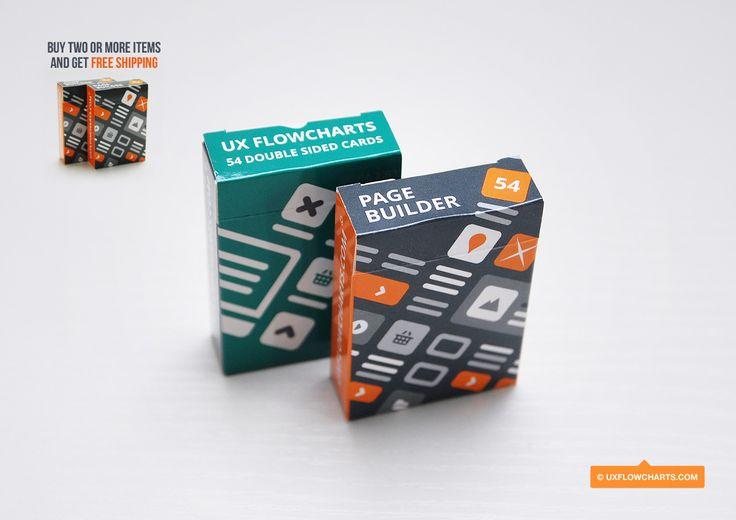Page Builder http://www.uxflowcharts.com/shop/web-page-builder-cards/