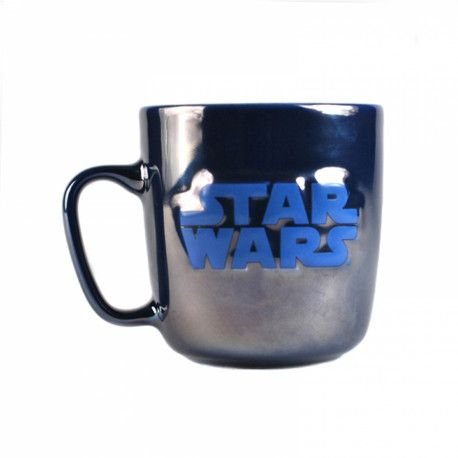 Mug R2D2 Star Wars Métallique