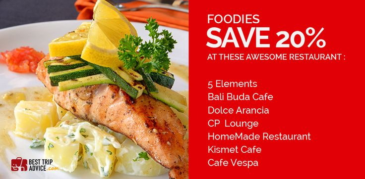 Good Food Great Savings.