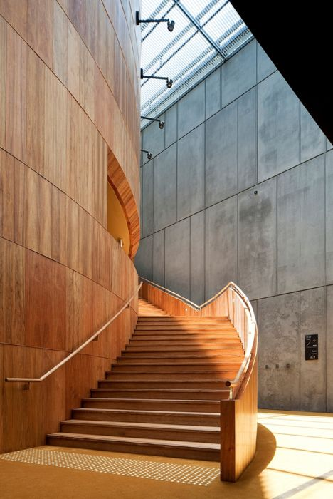 State Theatre Centre of WA   Kerry Hill Architects