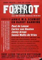 Beschrijving:Aankondiging van de musical Foxtrot met in de hoofdrollen Paul de Leeuw, Carice van Houten, Jenny Arean en anderen in het Luxor Theater.