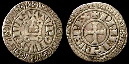 Ancient Resource: Ancient Medieval Europe coins for sale - Coins of the Knights Templar