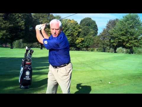 The Best Golf Swing Drill to Eliminate a Slice!  I used this and it changed my game forever.  It works!!!!