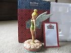 New Disney Enesco Jim Shore Tinkerbell Figure Let Your Dreams Blossom Retired - Collectible Figurine