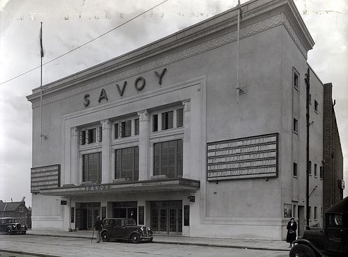 Savoy (ABC) Enfield 1934