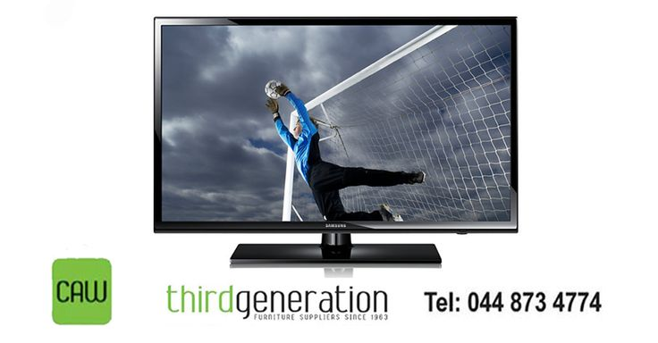 """Winter savings now on at #ThirdGenerationCAW. Get this #Samsung 32"""" HD Flat TV for only R3499. Prices valid until 19 May 2016 or while stocks last. E&OE."""