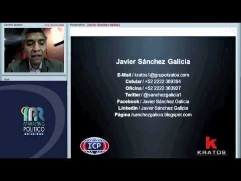 """6 de julio de 2012/ Vídeo-análisis. México 2012: Unas elecciones """"inéditas"""". Charla online de Javier Sánchez Galicia para MPR"""