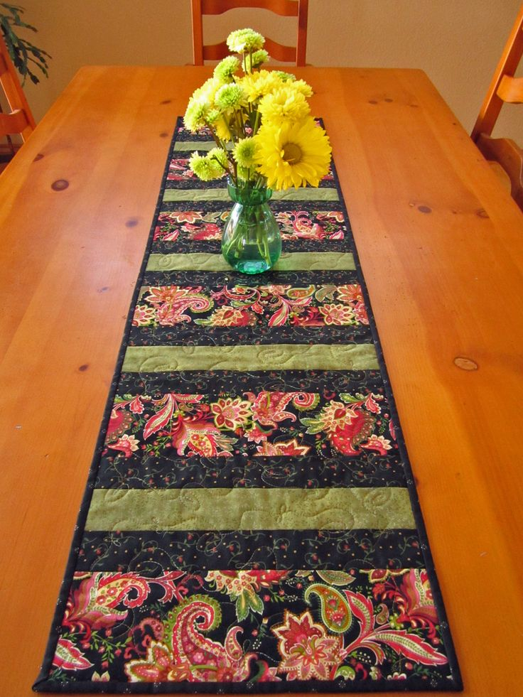 34 best images about Table Runners Over 40