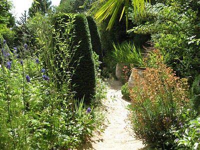 Les 83 meilleures images propos de les jardins agapanthe for Jardin jardinier normandie