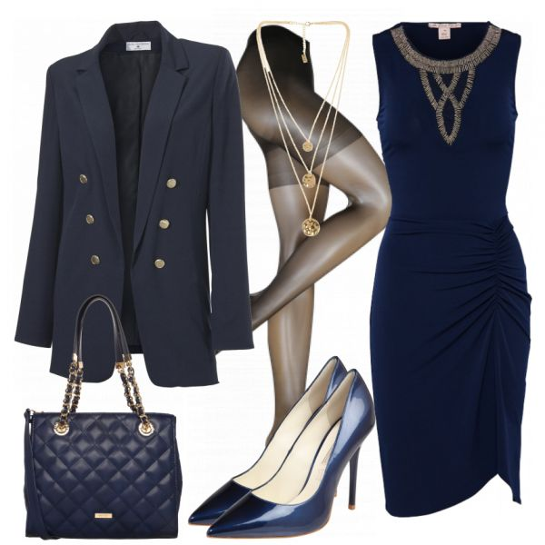 Abend Outfits: BlueRising bei FrauenOutfits.de