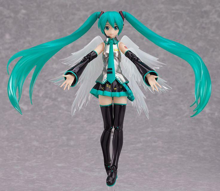 Character Vocal Series 01 figma Hatsune Miku 2.0