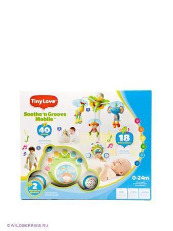 """Tiny Love Многофункциональный мобиль """"БУМ-БОКС""""  — 6880р. ------ Бумбокс - новое слово в игрушках для новорожденных, впервые в мобиле применяется идея функциональной трансформации. Эта игрушка точно не потеряет своей привлекательности для малыша на протяжении первых 3 лет жизни. Первый вариант - классический мобиль, который будет радовать и убаюкивать Вашего малыша. Это мобиль с встроенным ночником и подсветкой. Второй вариант - Классический ночник для малыша, который будет успокаивать и…"""