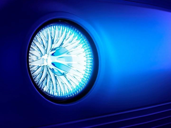 Renault Twin'Z concept daytime running lights