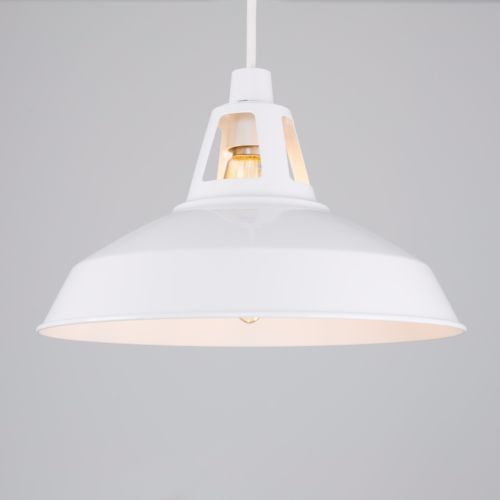 Details about retro metal cut out ceiling pendant shade non electric vintage home lampshade