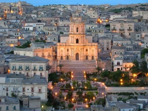 Unesco - Late Baroque Towns of the Val di Noto (South-Eastern Sicily), Sicilia