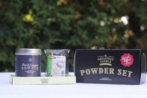 Clove & Cinnamon Powder Set