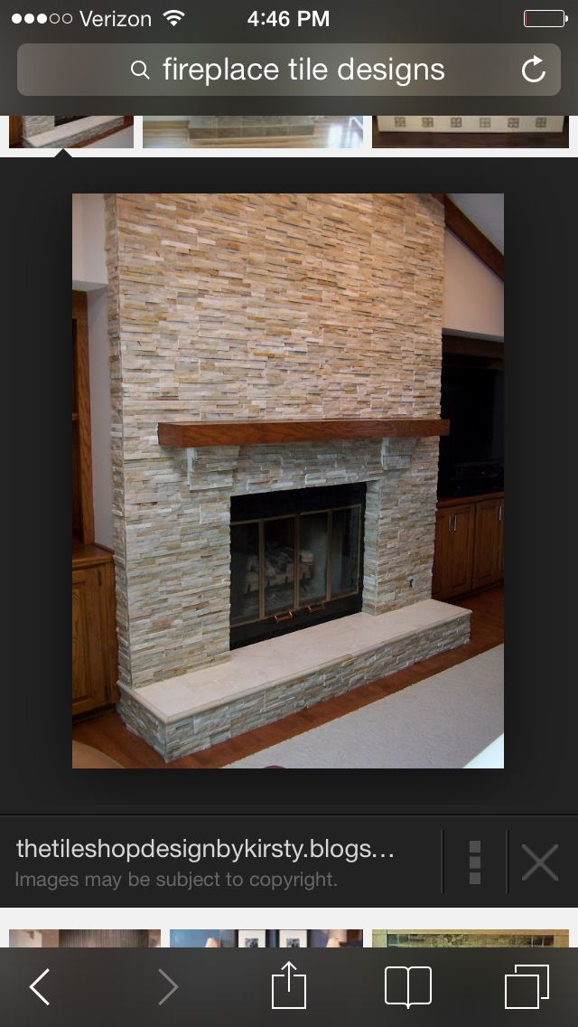 Refacing Fireplace Idea 2 Home And Garden Pinterest Fire Places