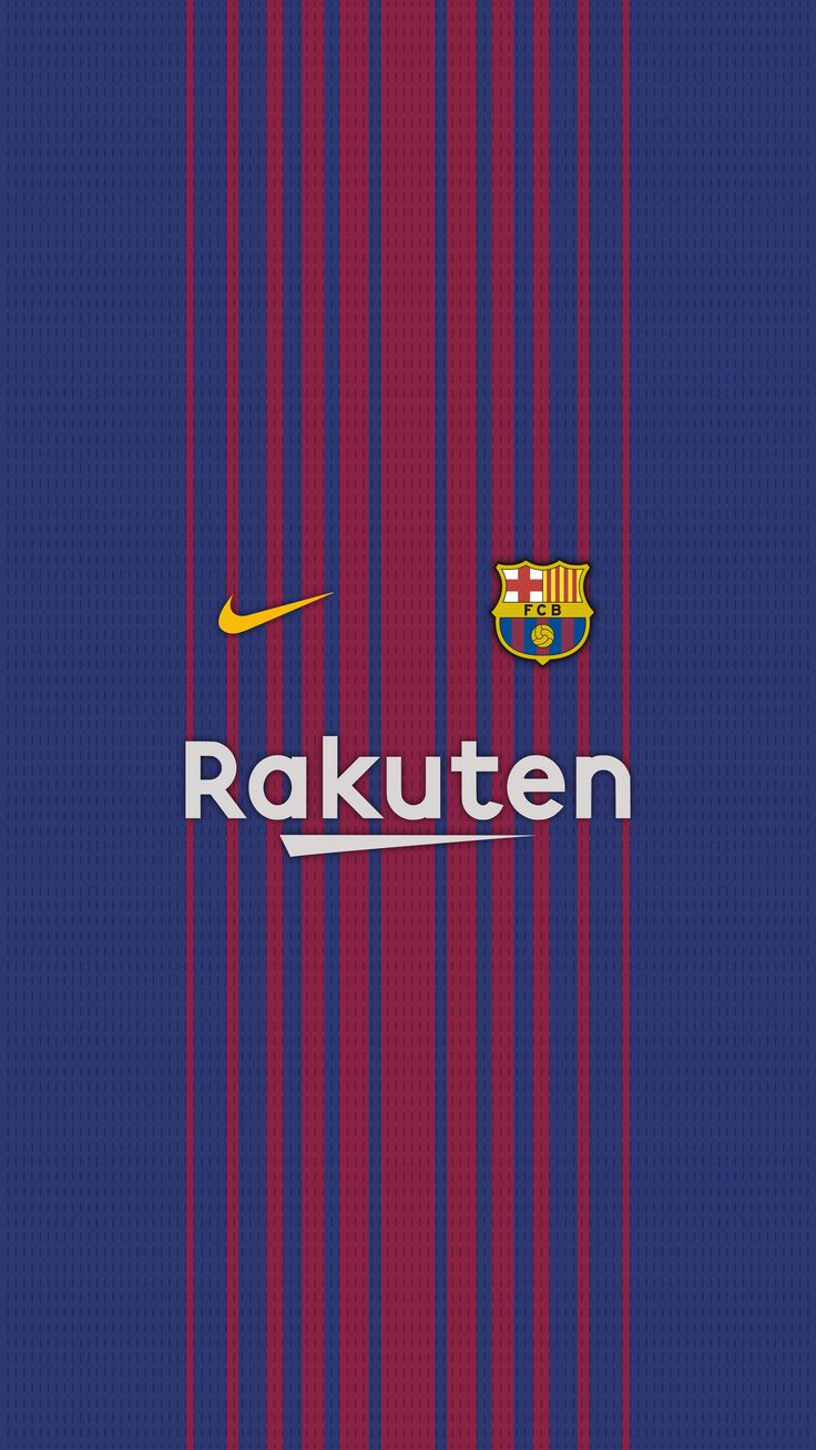 Fondo para móvil. Camiseta FC Barcelona 2017-2018 What do u think about this new kit? Which was your favourite kit? I loved the 2016/2017 one ❤️