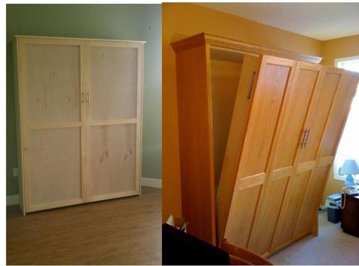Murphy bed good for guest room office future home pinterest murphy bed guest room office - Pinterest murphy bed ...