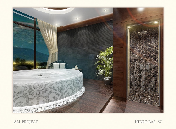 Shahdag Resort SPA - Baku - Azerbaijan by BERLINE Fine Interiors