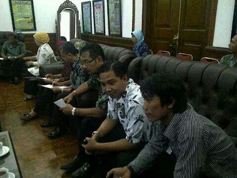 Meeting Event bersama Pemda Bogor