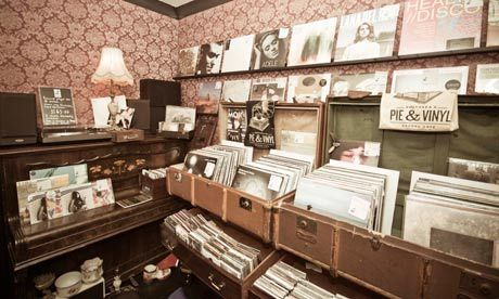 Independent record shops: 10 of the best in Britain ( By The Guardian )