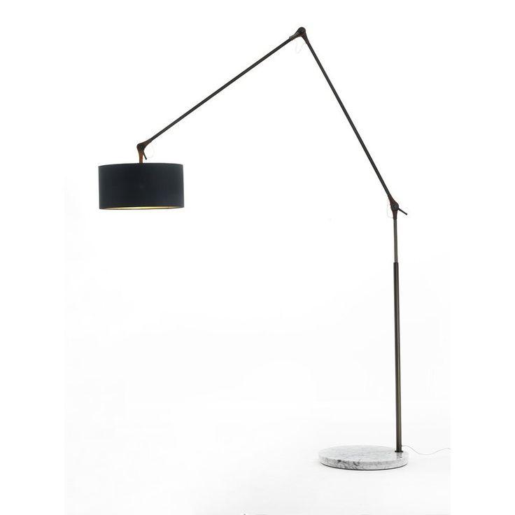 Gary Big Floor Lamp Contemporary Dining Room Lighting Design At Cassoni