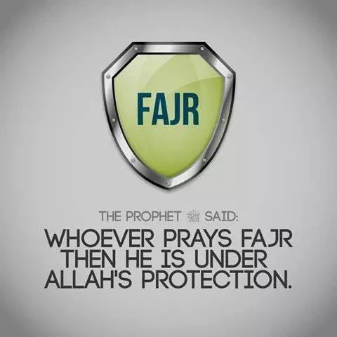 Fajr prayer