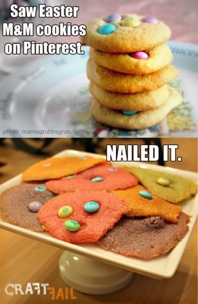 This graphic cookie carnage: | 24 Bakers Who Totally Nailed It