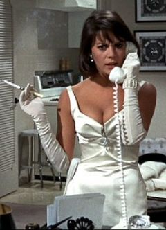 """Natalie Wood in """"Sex and the Single Girl""""(1964)"""