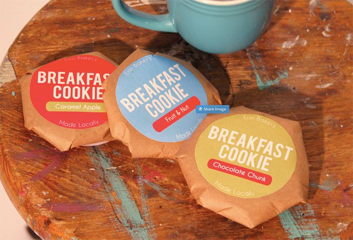 20 beautiful packaging design ideas for cookies