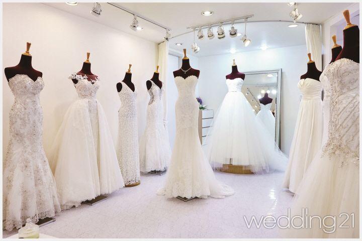 해외 유명 드레스를 청담동에서 합리적인 가격에 만난다