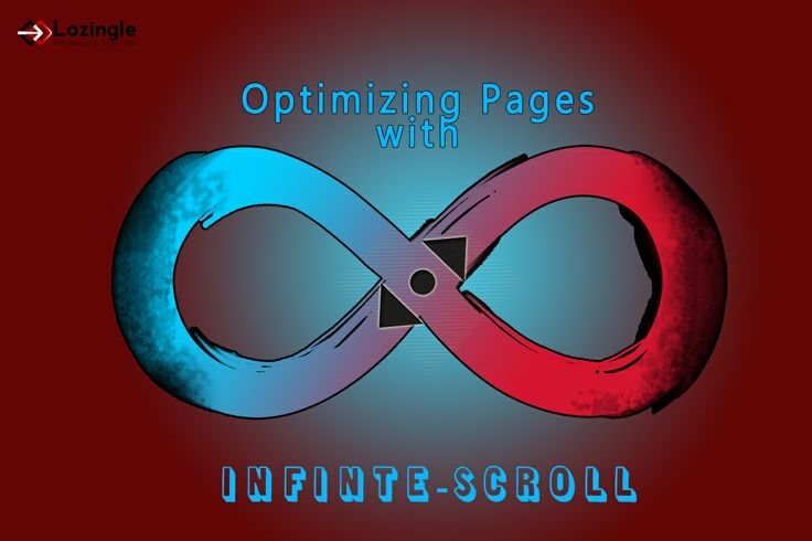 Have a #webpage with infinite-scroll? #Google says you can optimize it: http://lozingle.com/blog/how-to-optimize-pages-with-infinite-scroll-google-recommendations/