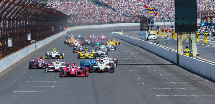 Indianapolis 500 ~ 100 years 2016