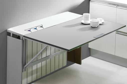 17 mejores im genes sobre muebles auxiliares de cocina en - Mesa de trabajo cocina ...