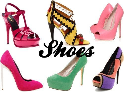 Shoes Spring 2013
