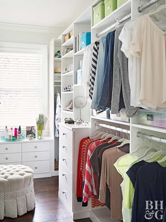 Closet space is typically tight -- banish these 11 items.