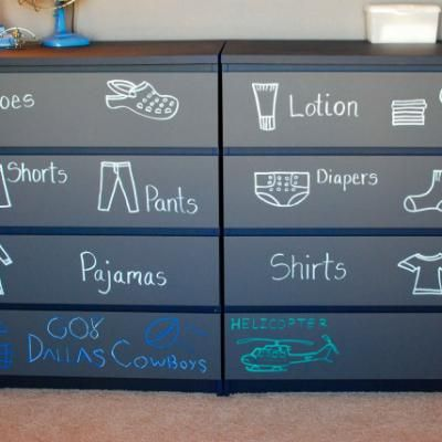 Toddler Room Dresser {Getting Dressed}  I like this idea since I want Charlotte to pick out her own cloths.