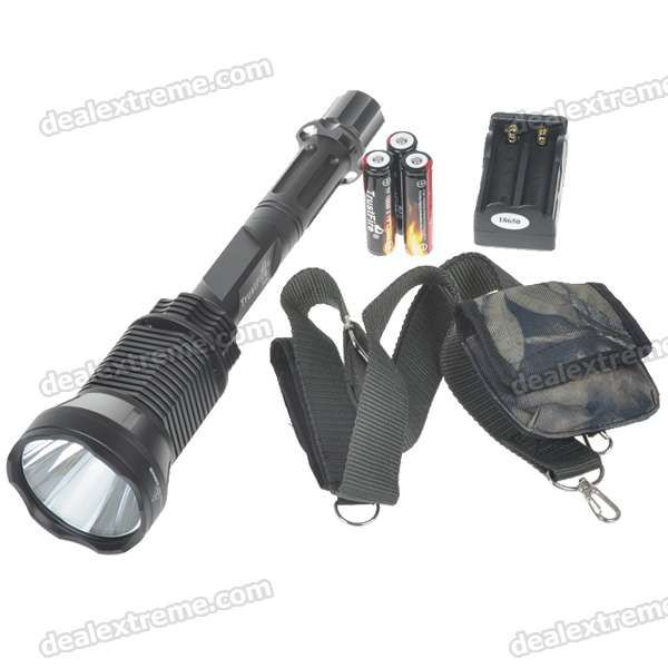 TrustFire X6 SST-90 5-Mode 2300lm Memory Flashlight