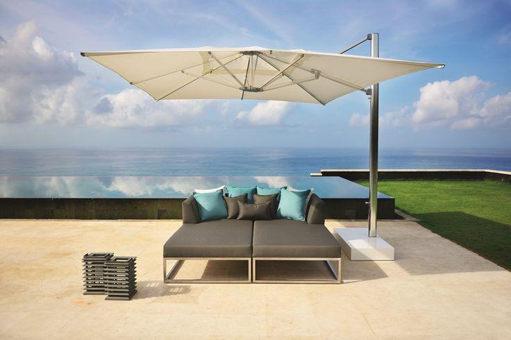 25+ best ideas about Cantilever Parasol on Pinterest ...
