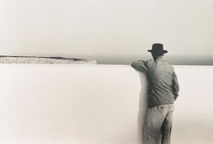Gérard Castello-Lopes, Algarve, Portugal, 1957