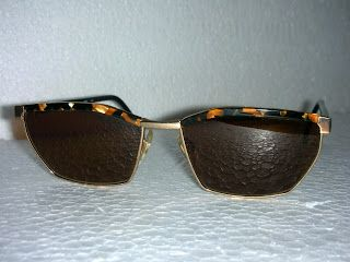 HOT COUTURE VINTAGE EYEWEAR : Jil Sander Sunglasses
