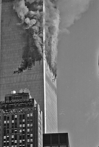 September 11, 2001: About a Minute After