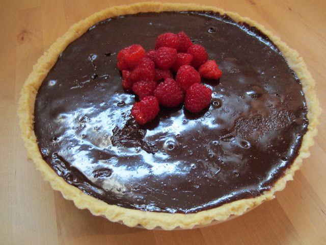 Gunns momsemat: Sjokoladeterte